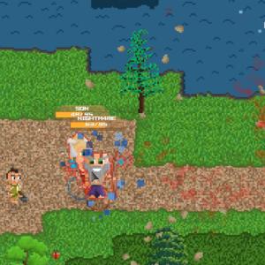 LITI Stoneage Brawl Gameplay Screenshot