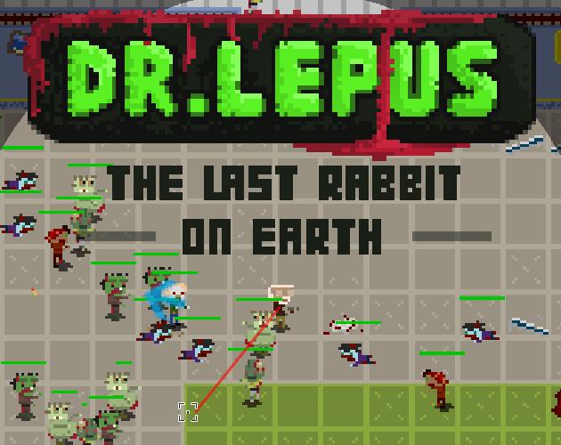 DR. LEPUS Title