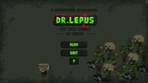 DR.LEPUS Mainmenu Screenshot