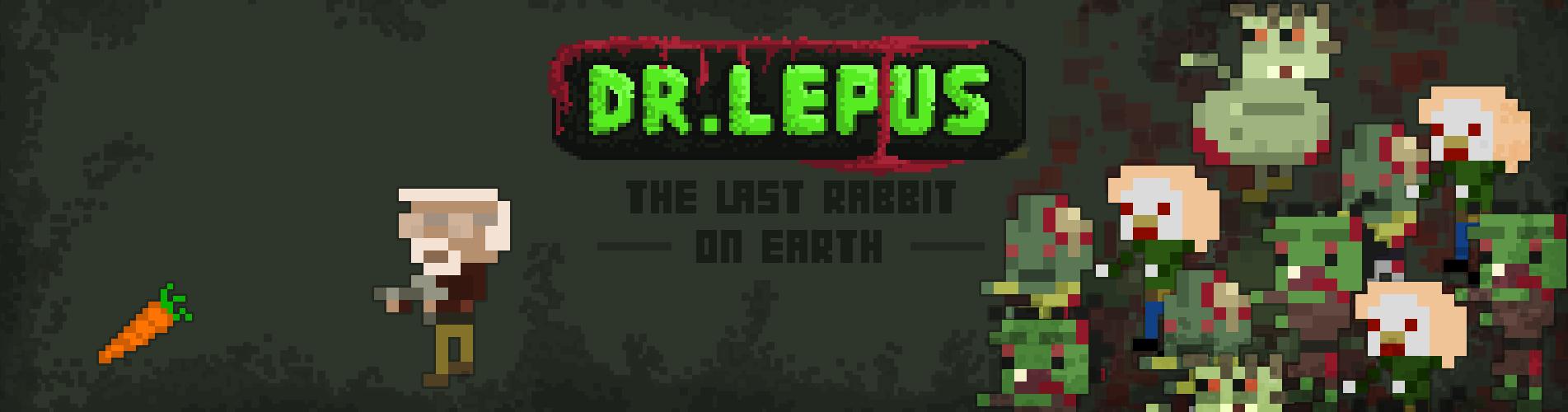 DR.LEPUS Title Image (Banner)