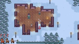 Naughty Elves Screenshot