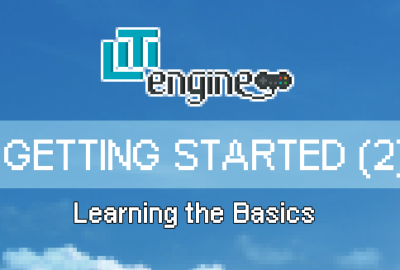 Tutorial Feature Image Learn the LITIengine Basics