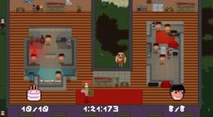 Naughty Gnomes Screenshot (LDJAM38)