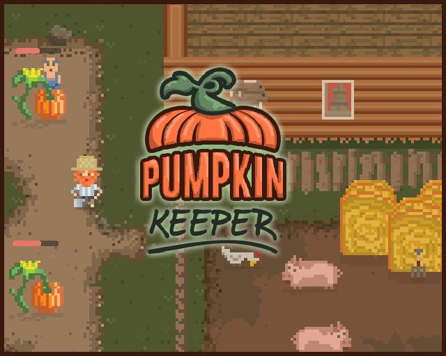 Pumpkin Keeper Title