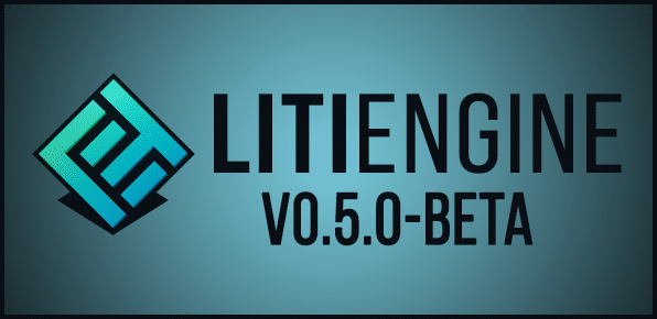 LITIENGINE v0.5.0-beta featureimage